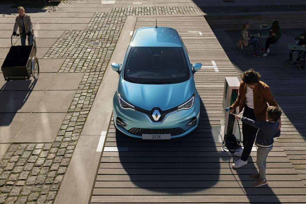 Image 4: Renault Zoe Hatchback 100KW I Iconic R135 50KWH 5dr Auto