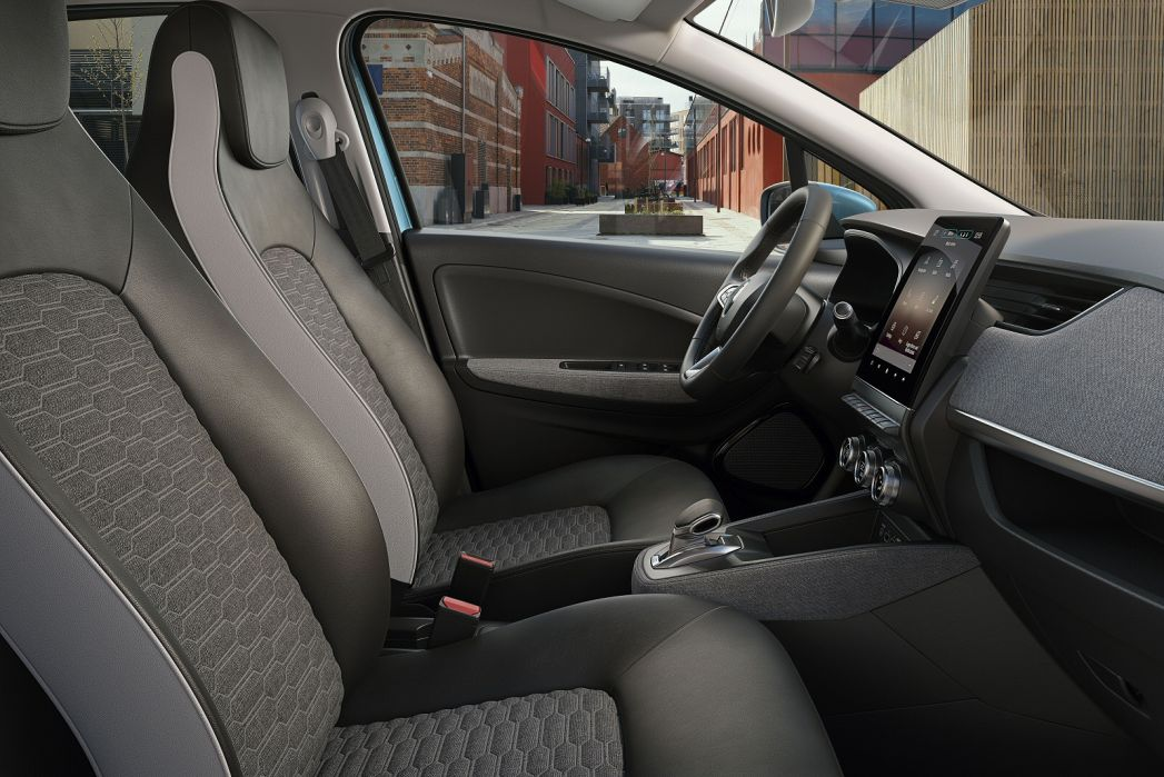 Image 6: Renault Zoe Hatchback 100KW I Iconic R135 50KWH 5dr Auto