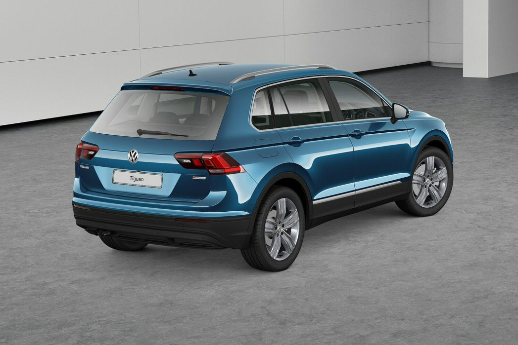 Image 5: Volkswagen Tiguan Diesel Estate 2.0 TDI 150 SEL 5dr