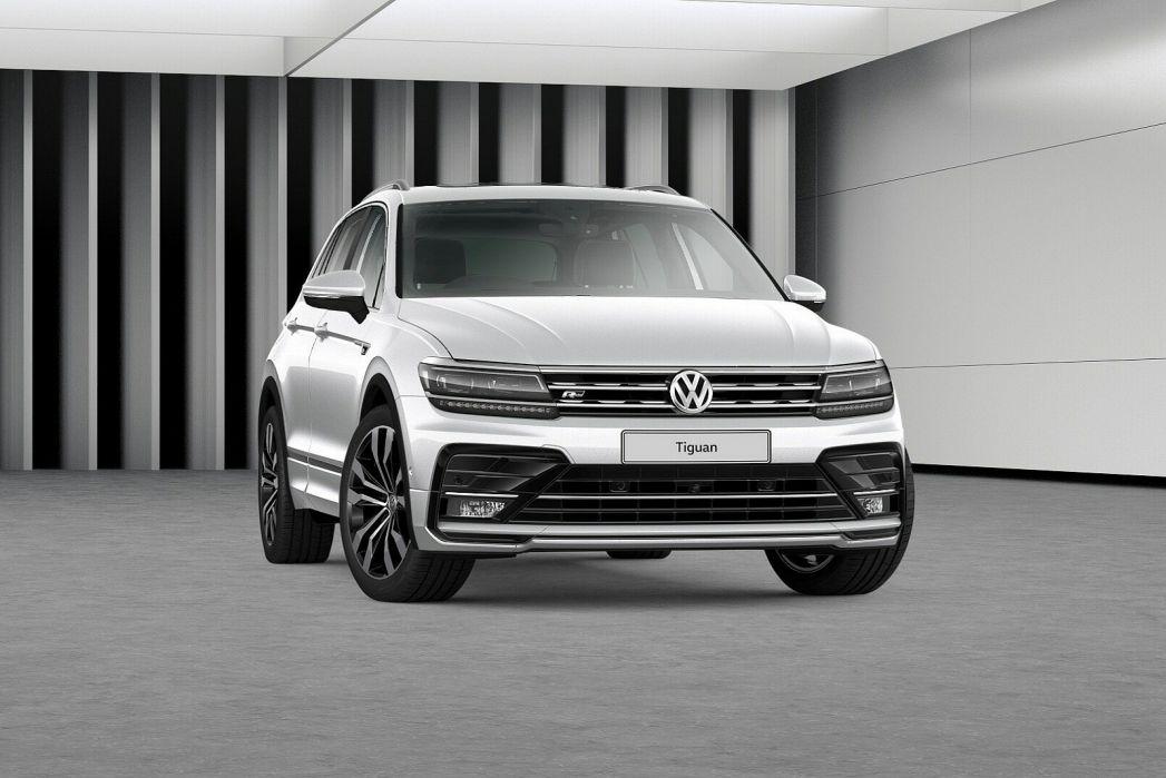 Image 5: Volkswagen Tiguan Estate 1.5 TSI Evo 150 R Line Tech 5dr DSG