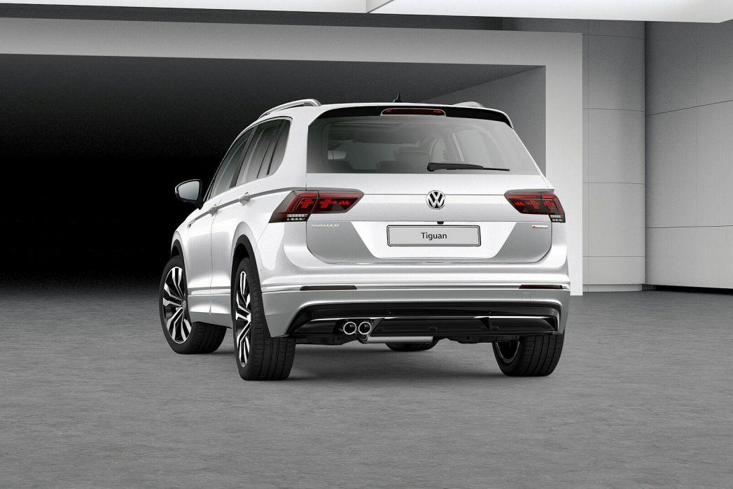Image 6: Volkswagen Tiguan Estate 1.5 TSI Evo 150 R Line Tech 5dr DSG