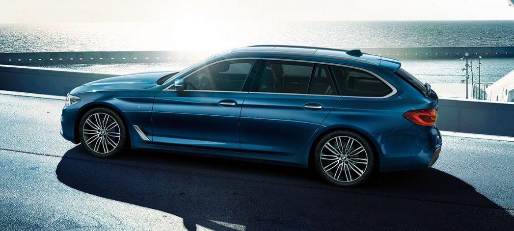 Image 2: BMW 5 Series Diesel Touring 520D MHT M Sport 5dr Auto