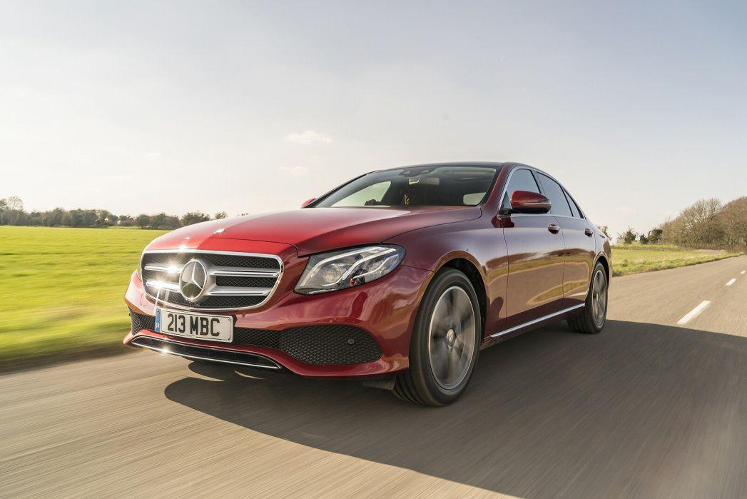 Image 5: Mercedes-Benz E Class Diesel Saloon E300de AMG Line Premium 4dr 9G-Tronic