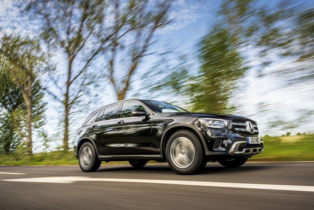 Image 5: Mercedes-Benz GLC Diesel Estate GLC 300DE 4matic AMG Line Premium 5dr 9G-Tronic