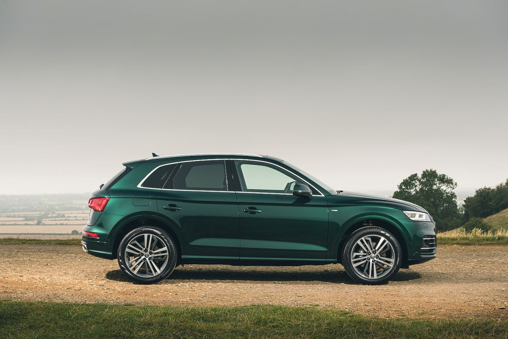 Video Review: Audi Q5 Estate 50 Tfsi E Quattro S Line 5dr S Tronic
