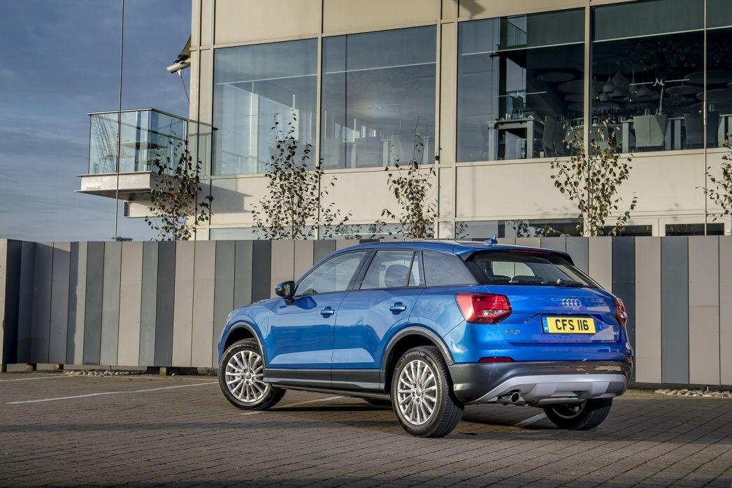 Image 2: Audi Q2 Estate 35 Tfsi Vorsprung 5dr