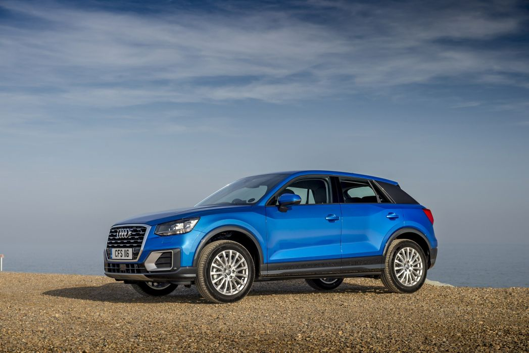 Image 6: Audi Q2 Diesel Estate 30 TDI Black Edition 5dr