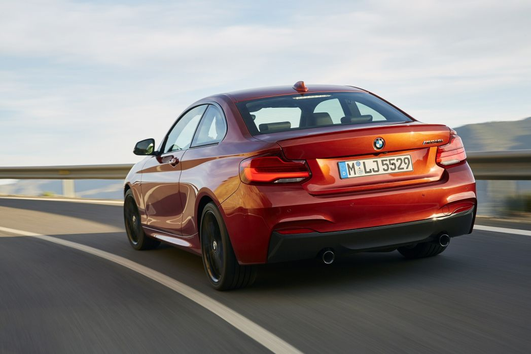 Image 5: BMW 2 Series Coupe 218I [2.0] Sport 2dr [NAV] Step Auto