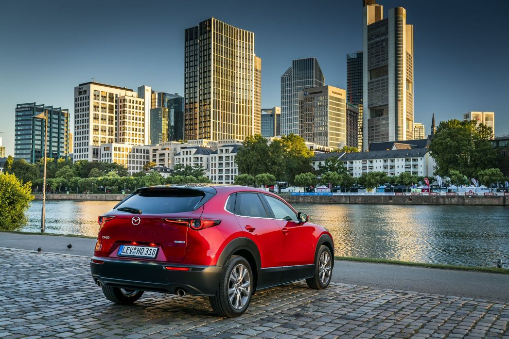 Image 2: Mazda CX-30 Hatchback 2.0 E-Skyactiv X Mhev GT Sport Tech 5dr Auto