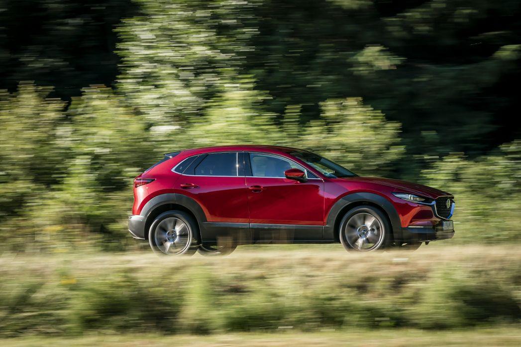 Image 4: Mazda CX-30 Hatchback 2.0 E-Skyactiv X Mhev GT Sport Tech 5dr Auto