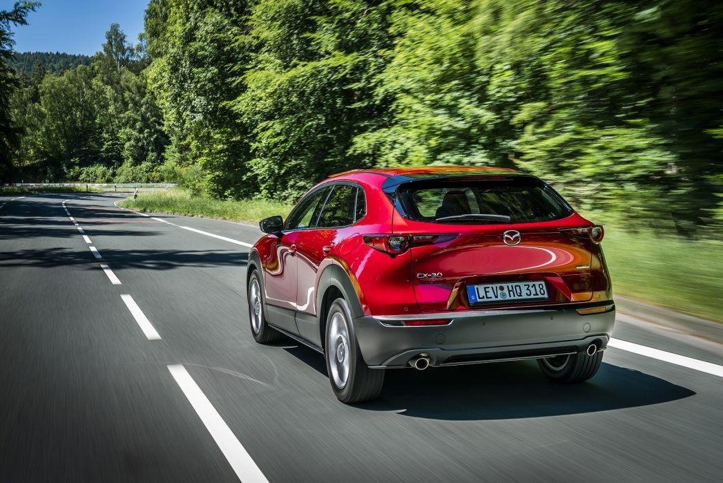 Image 5: Mazda CX-30 Hatchback 2.0 E-Skyactiv X Mhev GT Sport 5dr Auto