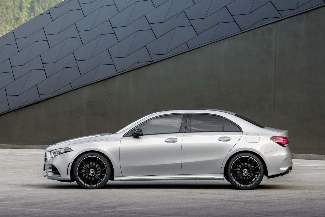 Image 1: Mercedes-Benz A Class Diesel Saloon A220d AMG Line Premium Plus 4dr Auto