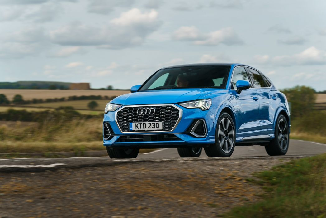 Image 3: Audi Q3 Sportback Special Editions 35 TDI Edition 1 5dr S Tronic
