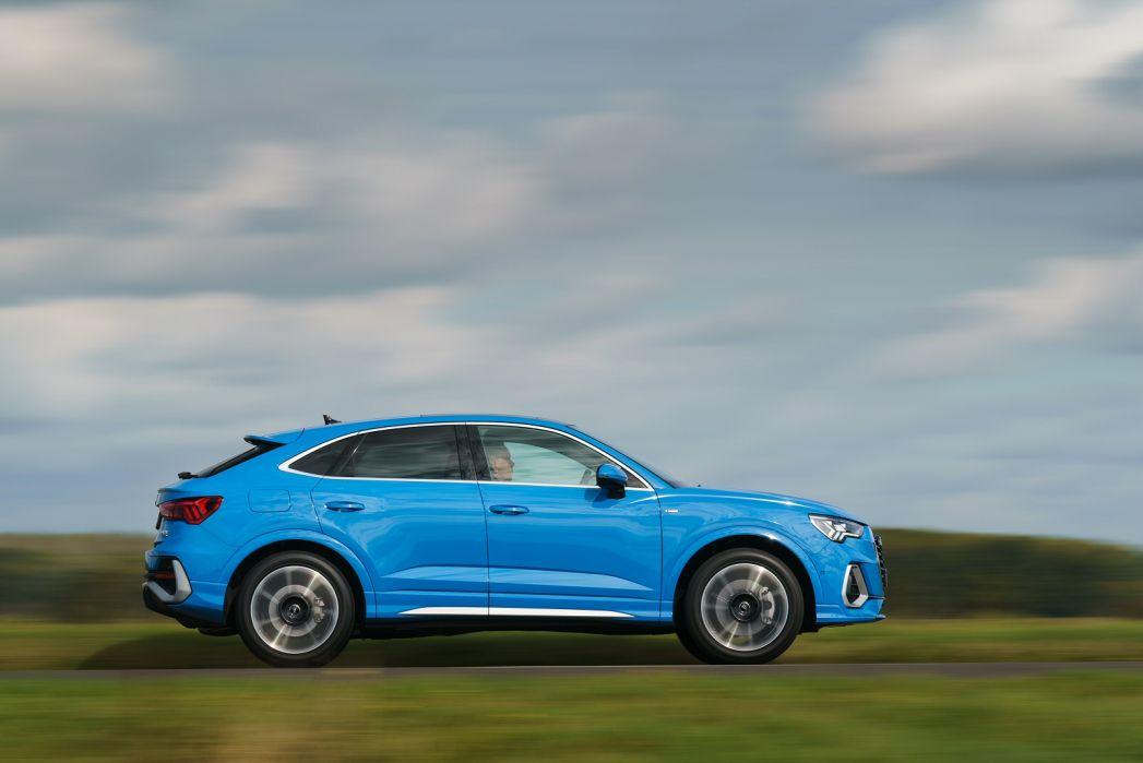 Image 4: Audi Q3 Diesel Sportback 35 TDI Sport 5dr S Tronic [comfort+sound Pack]