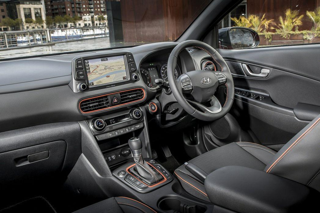 Image 3: Hyundai Kona Hatchback 1.6 GDI Hybrid Premium 5dr DCT
