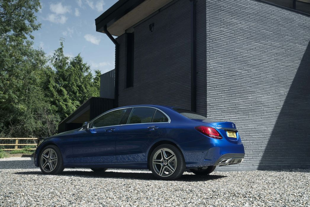Image 2: Mercedes-Benz C Class Saloon Special Editions C300de AMG Line Night ED Premium 4dr 9G-Tronic