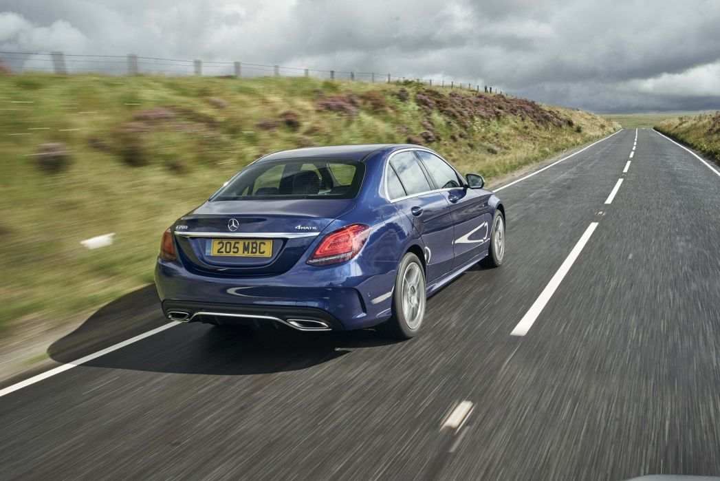 Image 6: Mercedes-Benz C Class Saloon Special Editions C300d AMG Line Night ED Premium Plus 4dr 9G-Tronic