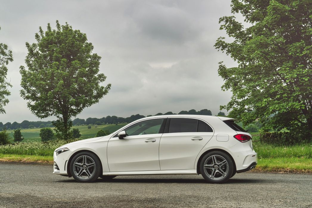 Video Review: Mercedes-Benz A Class Hatchback Special Editions A250 Exclusive Edition Plus 5dr Auto