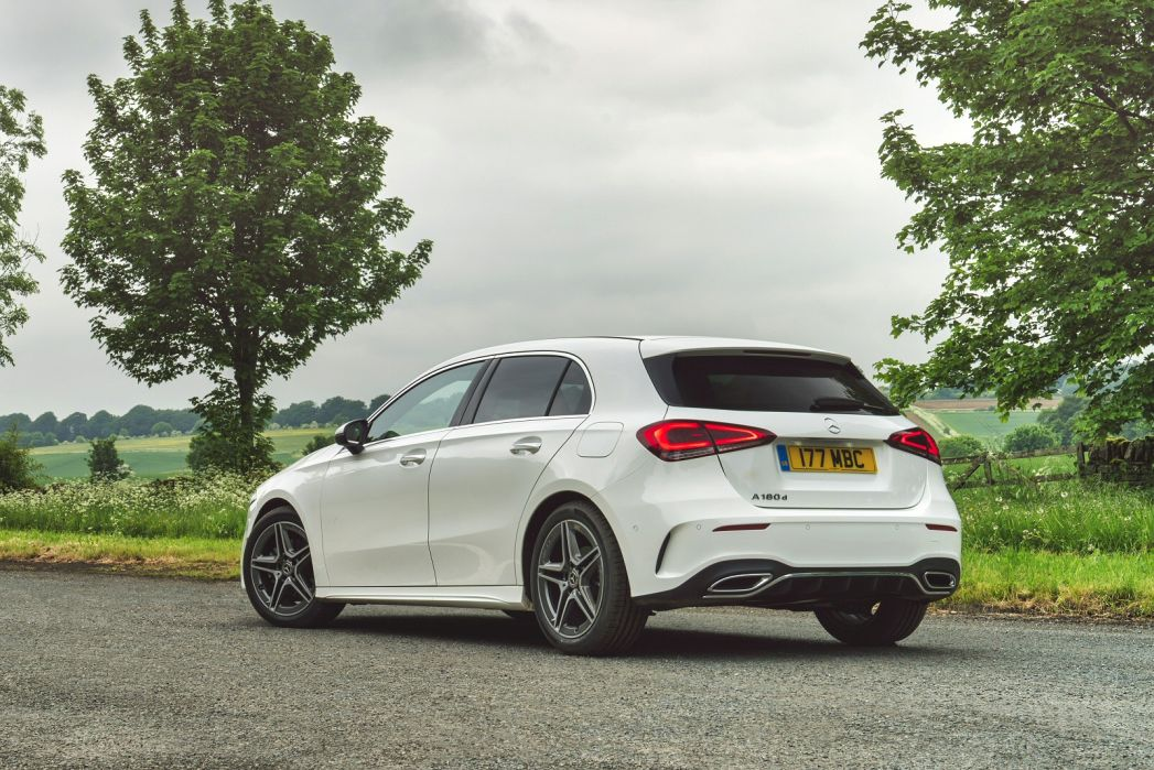 Image 2: Mercedes-Benz A Class Hatchback Special Editions A220d Exclusive Edition Plus 5dr Auto