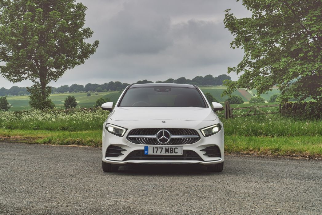 Image 3: Mercedes-Benz A Class Hatchback Special Editions A250 Exclusive Edition Plus 5dr Auto