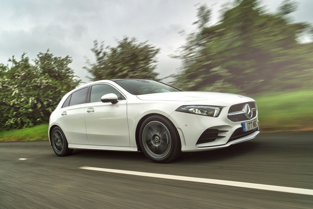 Image 5: Mercedes-Benz A Class Hatchback Special Editions A220d Exclusive Edition Plus 5dr Auto