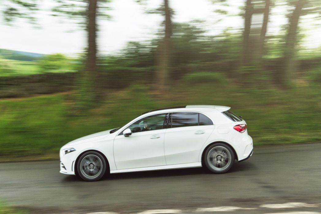 Image 6: Mercedes-Benz A Class Hatchback Special Editions A250 Exclusive Edition Plus 5dr Auto