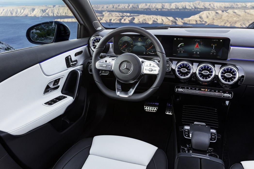 Image 2: Mercedes-Benz A Class Hatchback A250e AMG Line Premium 5dr Auto