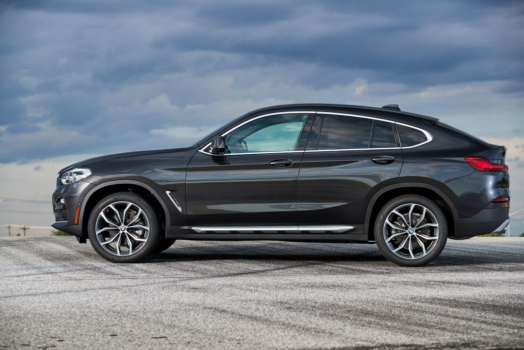 Video Review: BMW X4 Diesel Estate Xdrive20d MHT M Sport 5dr Step Auto [PRO Pack]