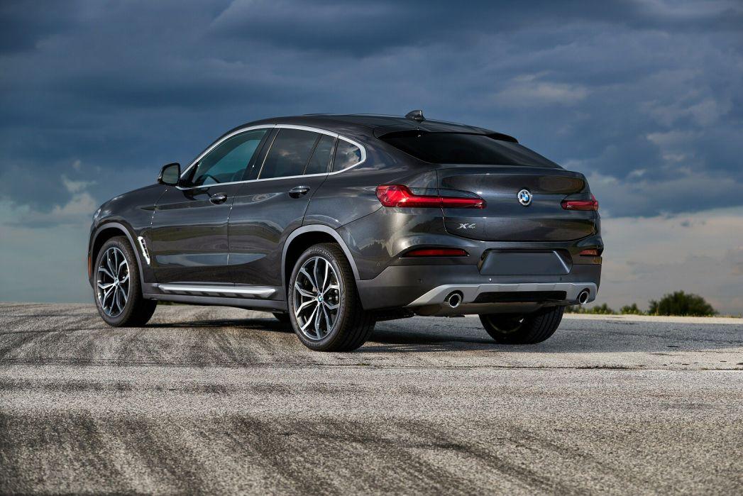 Image 2: BMW X4 Diesel Estate Xdrive20d MHT M Sport 5dr Step Auto [PRO Pack]