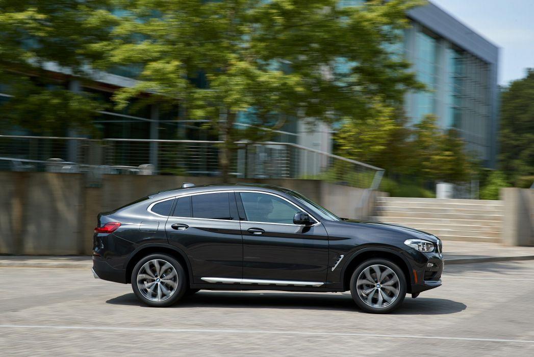 Image 4: BMW X4 Diesel Estate Xdrive20d MHT M Sport 5dr Step Auto [PRO Pack]