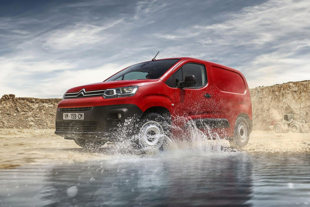Video Review: Citroen Berlingo M Diesel 1.5 Bluehdi 1000KG Driver PRO 100PS