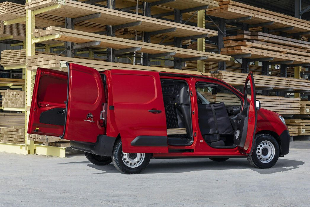 Image 3: Citroen Berlingo M Diesel 1.5 Bluehdi 1000KG Enterprise 100PS