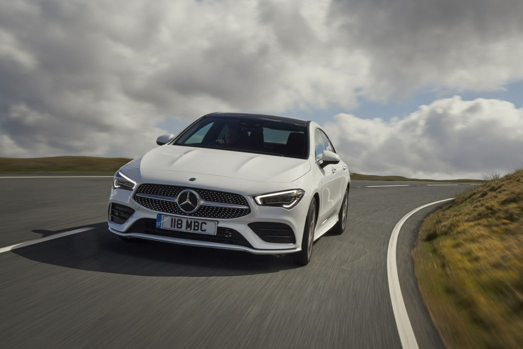 Image 4: Mercedes-Benz CLA AMG Coupe CLA 45 S 4matic+ 4dr TIP Auto