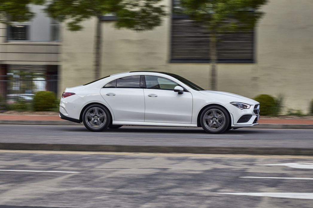 Image 5: Mercedes-Benz CLA AMG Coupe CLA 45 S 4matic+ 4dr TIP Auto