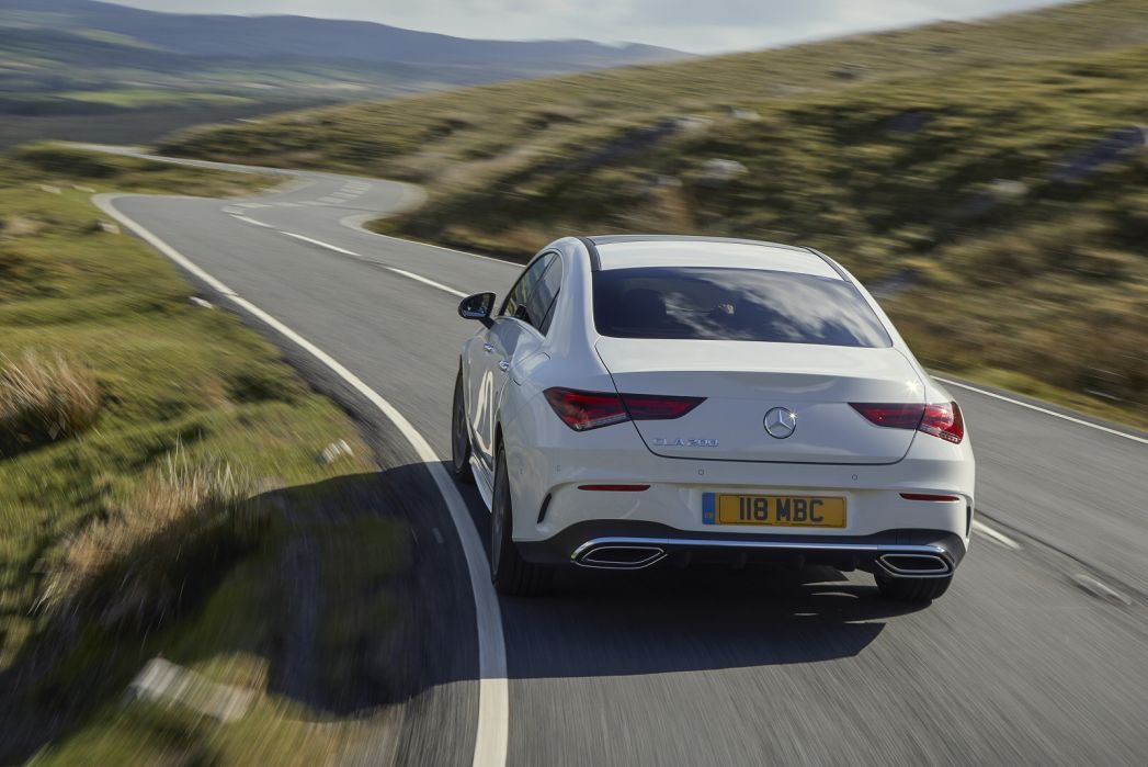 Image 6: Mercedes-Benz CLA AMG Coupe CLA 45 S 4matic+ 4dr TIP Auto