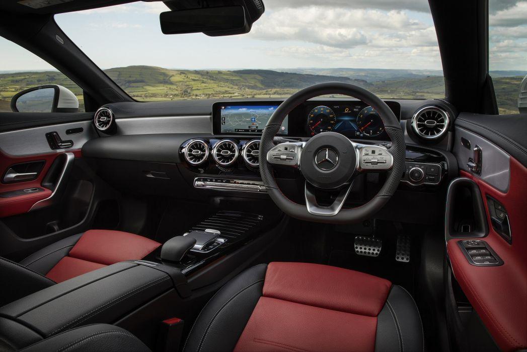 Image 3: Mercedes-Benz CLA Coupe CLA 180 AMG Line 4dr TIP Auto