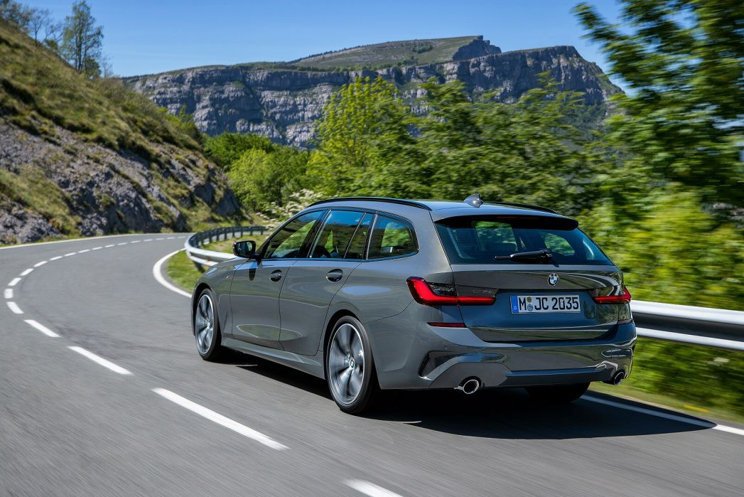 Image 5: BMW 3 Series Diesel Touring 330D Xdrive M Sport 5dr Step Auto [tech Pack]