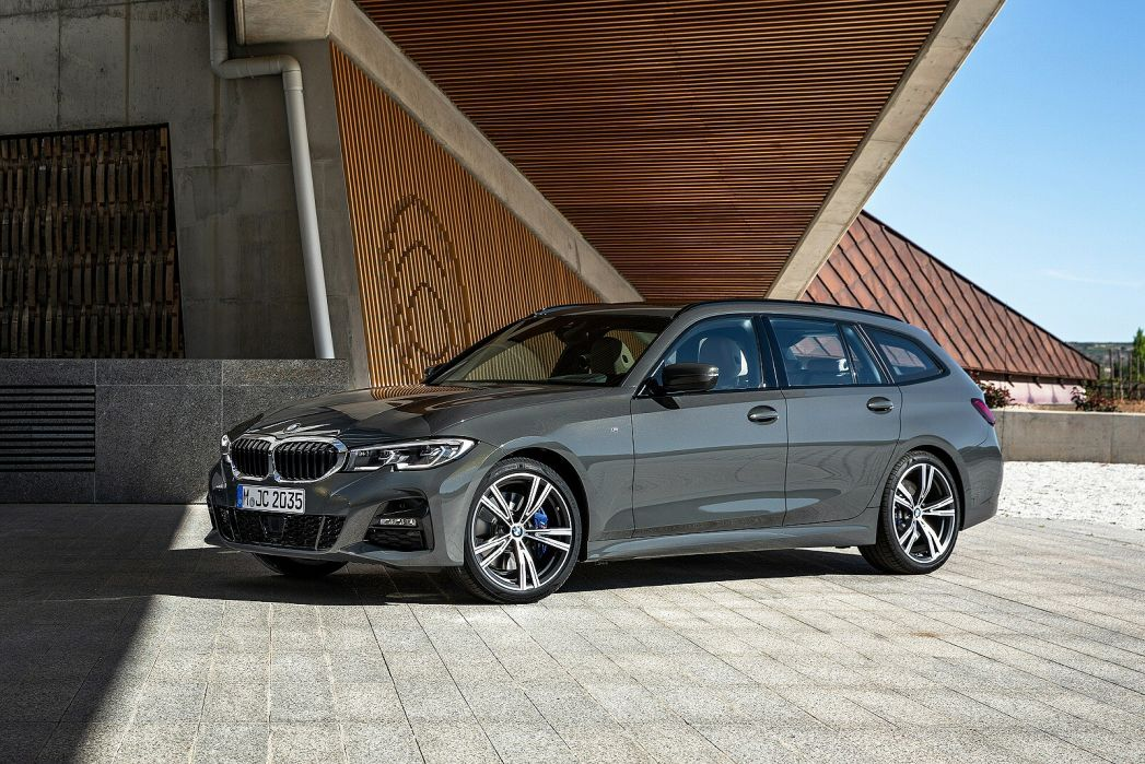 Image 6: BMW 3 Series Diesel Touring 318D M Sport 5dr Step Auto [plus Pack]