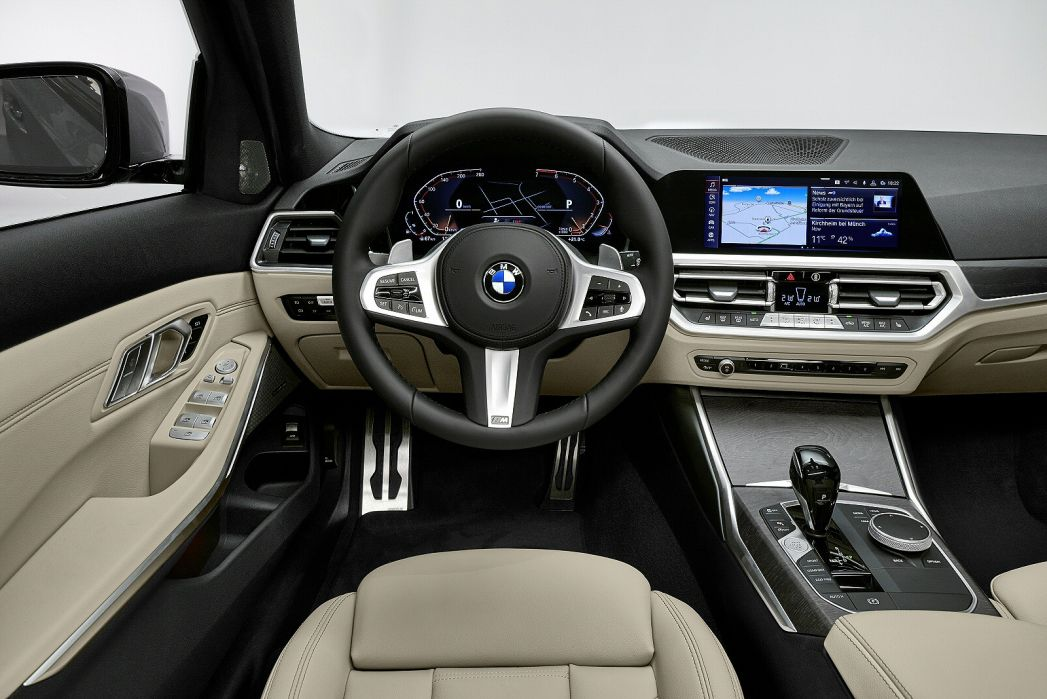 Image 2: BMW 3 Series Touring M340i Xdrive MHT 5dr Step Auto