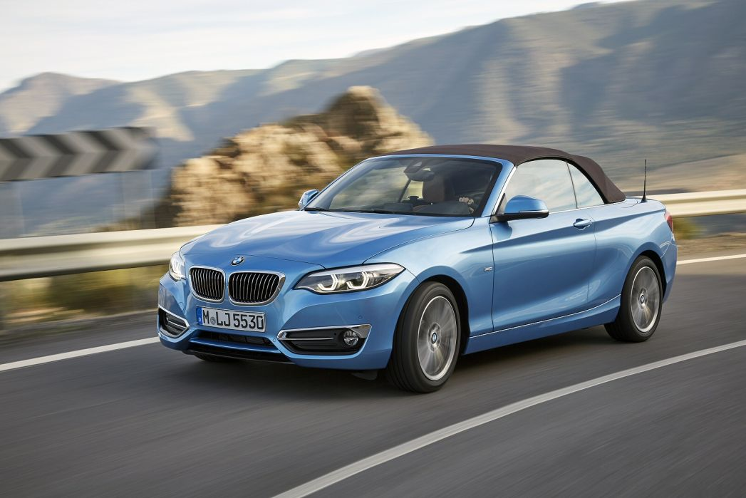 Image 3: BMW 2 Series Convertible 218I [2.0] Sport 2dr [NAV]