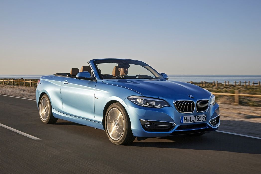 Image 4: BMW 2 Series Convertible 218I [2.0] Sport 2dr [NAV]