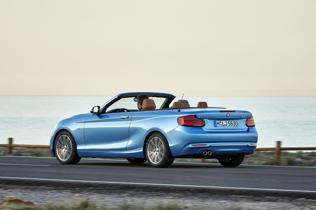 Image 5: BMW 2 Series Convertible 218I [2.0] Sport 2dr [NAV]