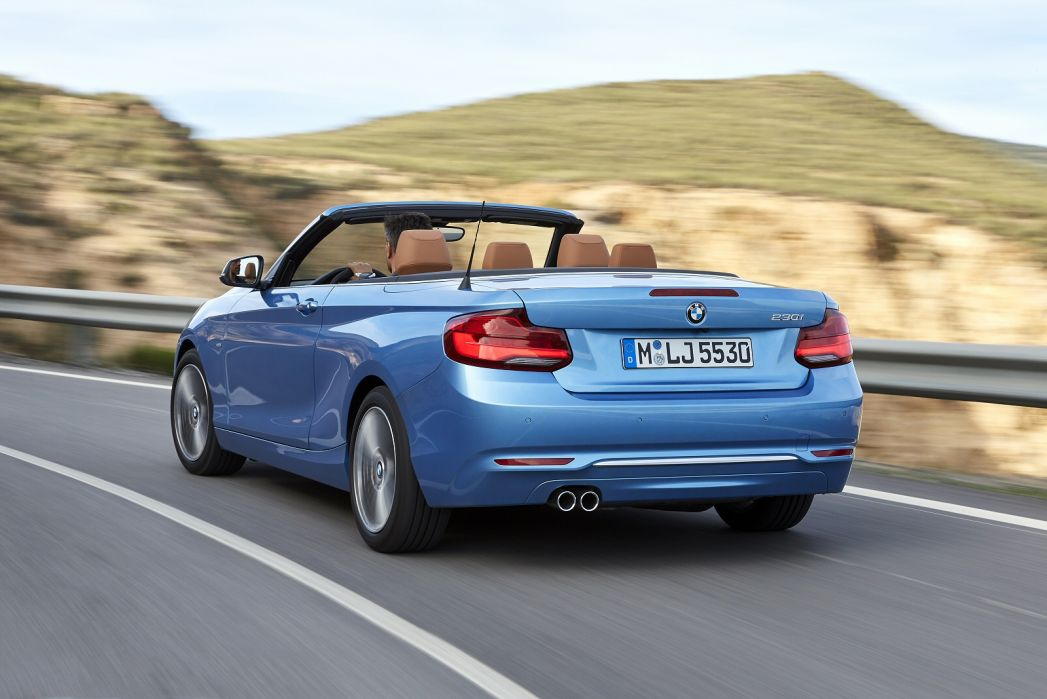 Image 6: BMW 2 Series Convertible 218I [2.0] Sport 2dr [NAV]