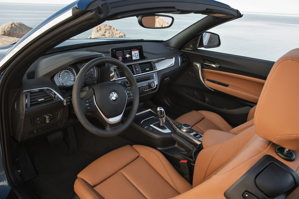 Image 3: BMW 2 Series Convertible 218I M Sport 2dr [NAV] Step Auto