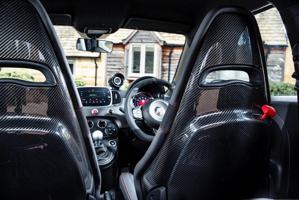 Image 4: Abarth 595 Hatchback 1.4 T-JET 180 Essesse 3dr