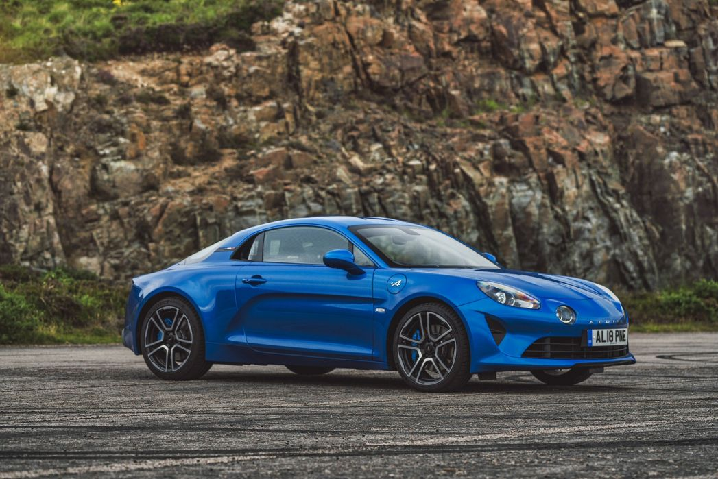 Image 2: Alpine A110 Coupe 1.8L Turbo Pure 2dr DCT