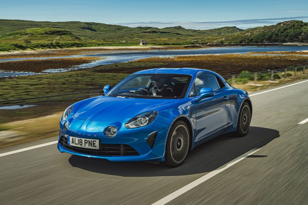 Image 3: Alpine A110 Coupe 1.8L Turbo Pure 2dr DCT