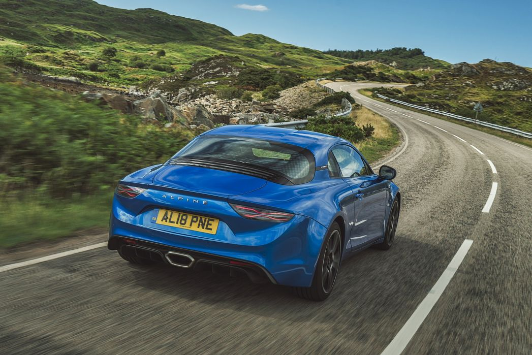 Image 6: Alpine A110 Coupe 1.8L Turbo Pure 2dr DCT