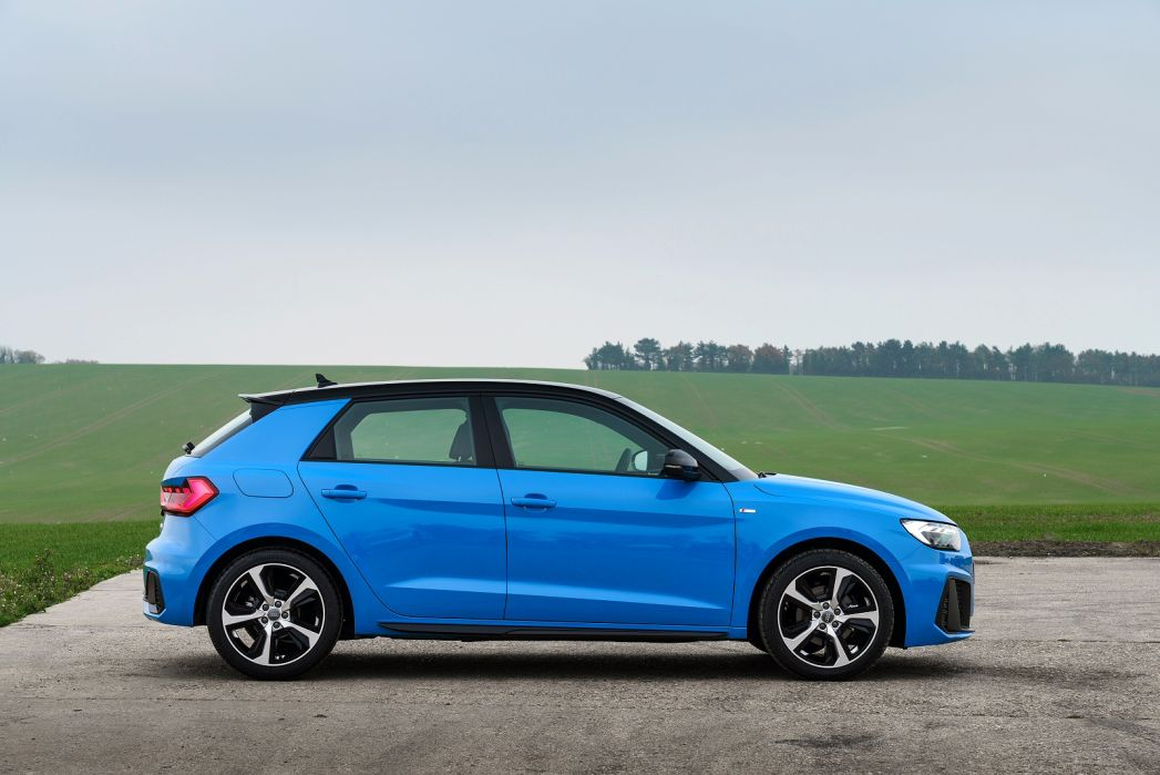 Video Review: Audi A1 Sportback 30 Tfsi 110 S Line 5dr S Tronic [tech Pack]