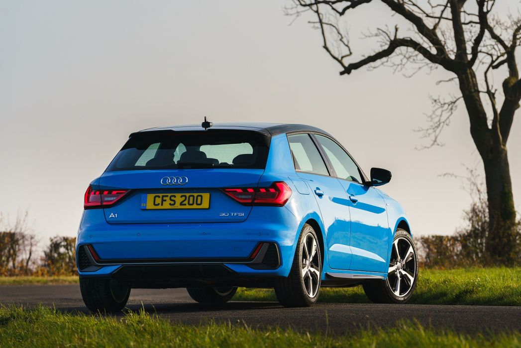 Image 2: Audi A1 Sportback 25 Tfsi Black Edition 5dr [tech Pack]